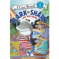 Clark the Shark: Lost and Found (I Can Read, Level 1)