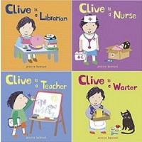 Clive's Jobs Collection (40 Board Books)