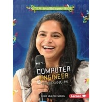 STEM Trailblazer Bios: Computer Engineer Ruchi Sanghvi