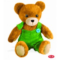 Corduroy Bear Soft Toy