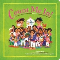 Count Me In! A Parade of Mexican Folk Art Numbers in English and Spanish (Bilingual Board Book, English/Spanish)