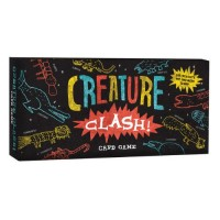 Creature Clash Card Game