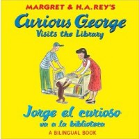 Curious George Visits the Library / Jorge el curioso va a la biblioteca (Bilingual, English/Spanish)