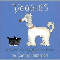 Doggies: A Counting and Barking Board Book