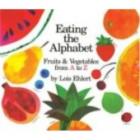 Eating the Alphabet: Fruits & Vegetables from A to Z (Board Book)
