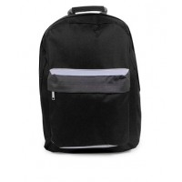 Kits for Kidz Backpack, Economy Style, Black