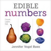 Edible Numbers (Board Book)