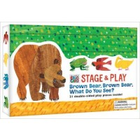 The World of Eric Carle Stage & Play: Brown Bear, Brown Bear, What Do You See?
