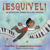 Esquivel! Space-Age Sound Artist, Spanish Edition