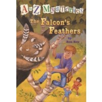 A to Z Mysteries #6: The Falcon's Feathers