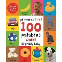 First 100 Words Bilingual (Bilingual Board Book, English/Spanish)
