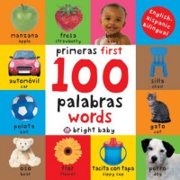 First 100 Words (English/Spanish Bilingual Board Book)