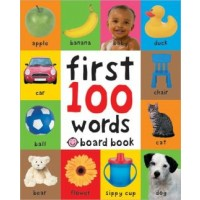 Bright Baby: First 100 Words (*Carton of 48 Board Books)