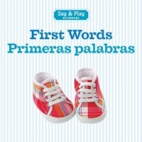 First Words / Primeras palabras (Bilingual Board Book, English/Spanish)