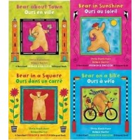 French Bilingual Bear Collection (40 Paperbacks)