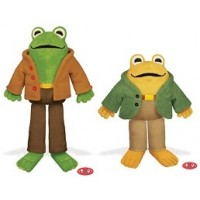 Frog and Toad Soft Toys