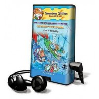 Geronimo Stilton Books 25 & 26: The Search for Sunken Treasure/The Mummy with No Name (Playaway)