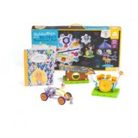 GoldieBlox Builder's Survival Kit (*Carton of 4 Activity Sets)