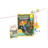 GoldieBlox Zipline Action Figure (*Carton of 6 Action Figures)