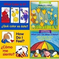 Good Beginnings Bilingual Board Book Collection (48 Board Books)