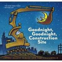 Goodnight, Goodnight, Construction Site (Board Book)