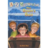 A to Z Mysteries #7: The Goose's Gold