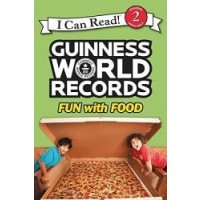 Guinness World Records: Fun with Food (I Can Read, Level 2)