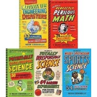 Hands-on STEM: Experiments and Challenges Collection (25 Hardcovers)