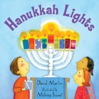 Hanukkah Lights (Board Book)