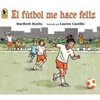 Happy Like Soccer (Spanish)