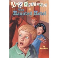 A to Z Mysteries #8: The Haunted Hotel
