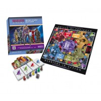 Shakti Warriors: Warriors in Action Board Game