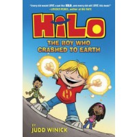 Hilo #1: The Boy Who Crashed to Earth
