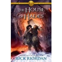 Heroes of Olympus #4: The House of Hades (Hardcover)
