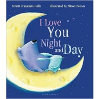 I Love You Night and Day (Board Book)