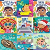 Indestructibles: Books for Babies Collection (45 Books)