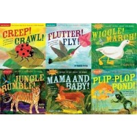 Indestructibles: Wordless Books for Babies Collection (60 Books)