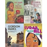 Inspiring Stories from African American History Collection (20 Books)