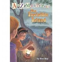 A to Z Mysteries #9: The Invisible Island