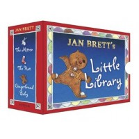 Jan Brett Board Book Collection (54 Board Books)