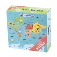 Jumbo Puzzles: Our World
