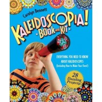 Kaleidoscopia Book and Kit (*Carton of 6 Activity Sets)