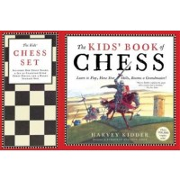 The Kids' Book of Chess and Chess Set (*Carton of 8 Sets)