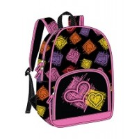 Backpack: Primary Style, Hearts