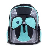 Backpack: Junior High Style, Aqua