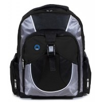 Backpack: Junior High Style, Black