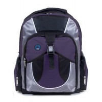 Backpack: Junior High Style, Indigo