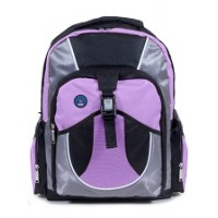 Backpack: Junior High Style, Lilac