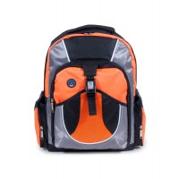 Backpack: Junior High Style, Orange