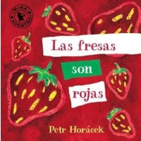 Strawberries are Red (Spanish Edition, Board Book)